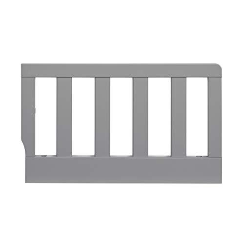 Oxford Baby Harper Toddler Guard Rail for 4-in-1 Convertible Crib, Dove Gray