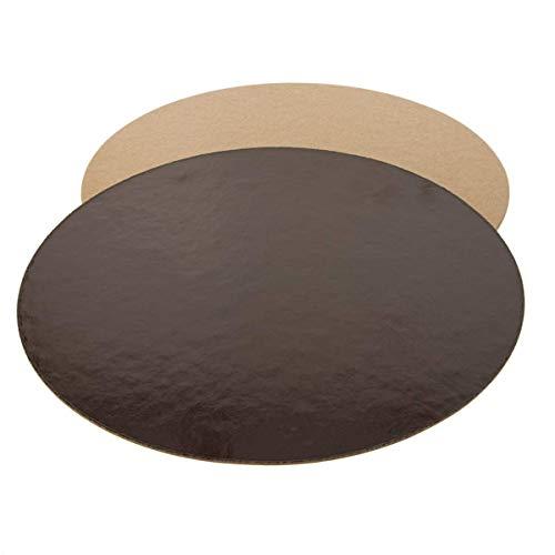 Pou 223.70 Taartdoos, 100 stuks, Chocolade/Praline