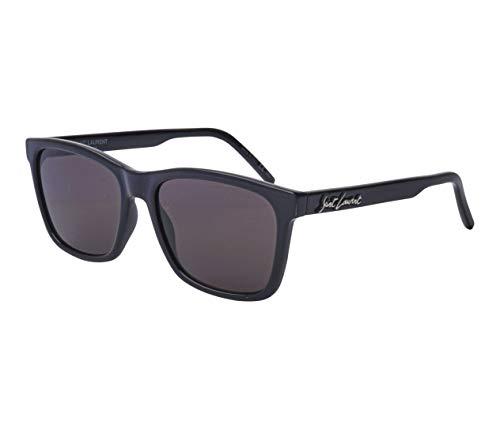 Yves Saint Laurent Sonnenbrillen (SL-318 001) schwarz glänzend - grau