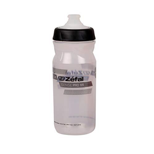 Bidon zefal sense pro 65 negro ahumado 650 ml