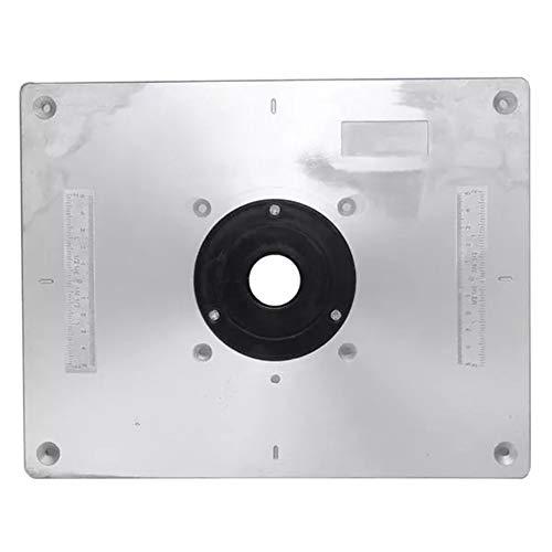 Beck Orlando Router Aluminio Tabla Plate