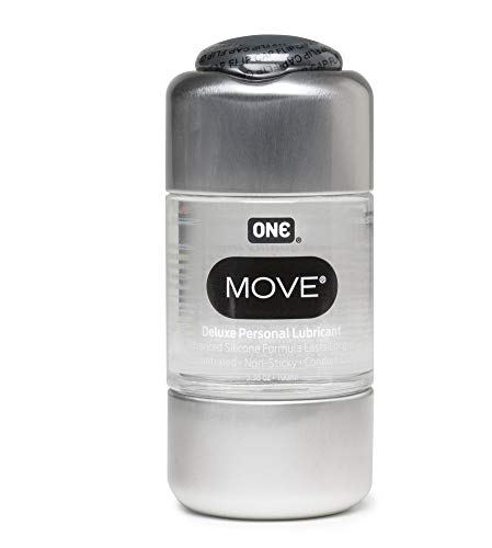 ONE Move Deluxe Personal Lubricant - 2PC