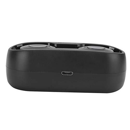 Auriculares Bluetooth inalámbricos, V6 True Call Recordatorio de Llamada Auriculares estéreo para computadora de Smartphone