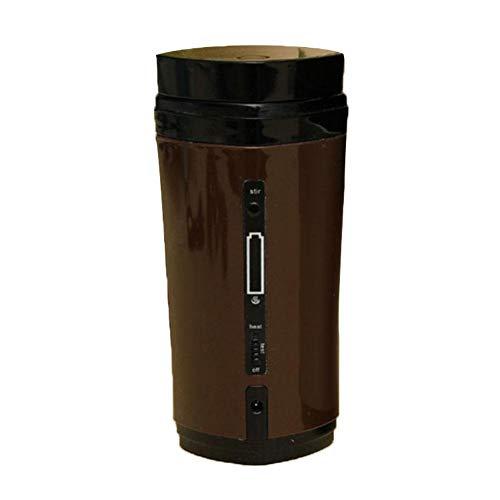 Neckip USB Lade Elektrische Heizung Thermoskanne Tasse Saugnapf Für Kaffee Milch Tee Automatische Selbst Rühren Kaffeetasse Für Home Office Reise Im Freien Auto