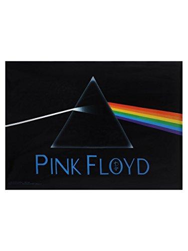 Pink Floyd Flagge Dark Side Of The Moon schwarz. Offiziell lizenziert