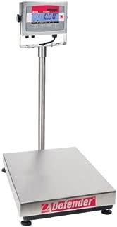 Ohaus D32XW150VL Defender 3000 Wash-Down Industrial Scale, 150kg, 115V; 21-5/8