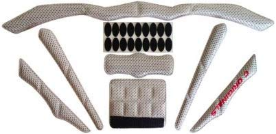 C ORIGINALS S380 Universal Fahrradhelm Replacement Pads Set Unisize (Unisize)