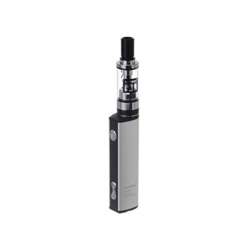 Justfog Q16 Komplett-Kit - Elektronische Zigarette Nachrichten 2016 (Produkt ohne Nikotin) (Silver)
