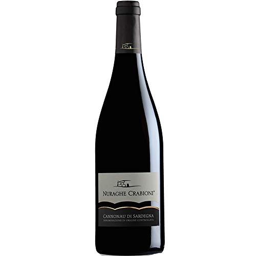 Cannonau di Sardegna   Nuraghe Crabioni   Vino Rosso di Sardegna   Idea Regalo