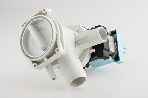 Pumpe, Laugenpumpe passend für Bosch, Siemens Waschmaschine 141326, 144487, 143525