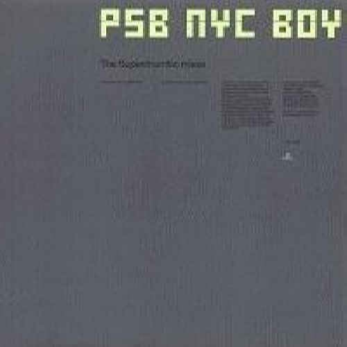 NYC Boy (The Superchumbo Mixes) - Pet Shop Boys 12