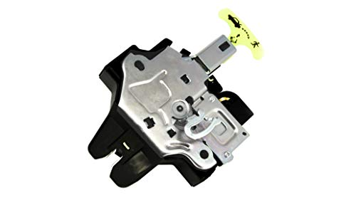 Trunk Latch Door Actuator - Compatible with Toyota Camry 2007, 2008, 2009, 2010, 2011 with Auto Keyless Entry Trunk Lock -Replacement for OEM 64600-06010, 931-860, 64600-33120 - 07, 08, 09, 10, 11