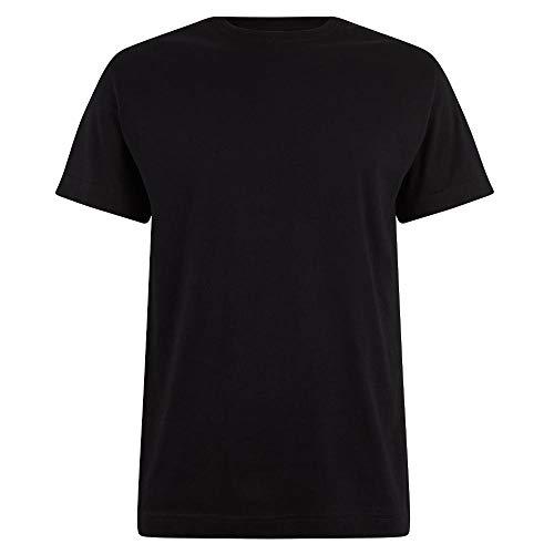 Logostar - Basic T-Shirt - Übergrößen bis 15XL / Black, 8XL