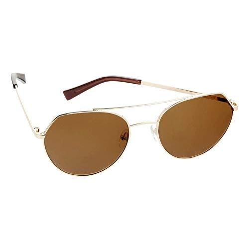 Liebeskind Berlin Damen UV-400 Schutz/Metall Sonnenbrille 56-20-135-10829, Farbe:Farbe 1