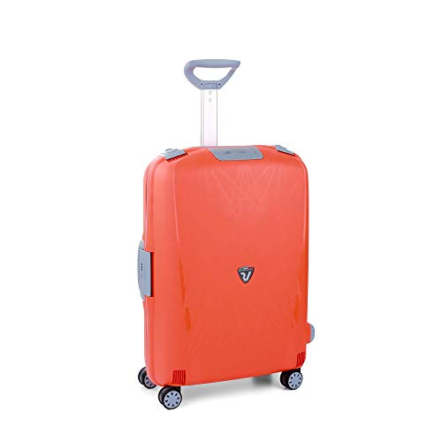 RONCATO Light trolley medio rigido 4 ruote tsa Arancione