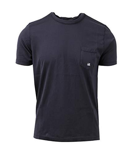 C.P. Company T-shirt voor heren, model 067A - blauw - 52