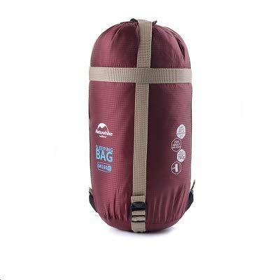 NatureHike Der ultraleichte Mini-Schlafsack für Outdoor-Outdoor-Camping ist tragbar und kann doppelt schmutzigen Baumwollschlafsack bekämpfen NH15S003-D