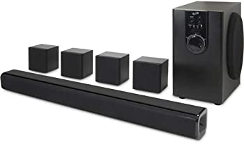 iLive IHTB159B 5.1 Home Theater System with Bluetooth