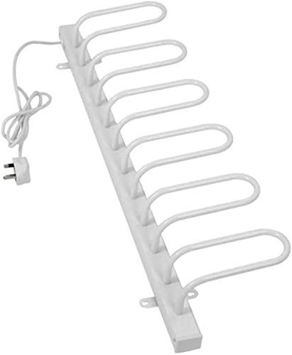 Secador de Zapatos Calor de Pared eléctrico Calentador de Zapatos Secador de Botas para 3 Pares de Zapatos Dispositivo de deshumidificador para Zapatos Guantes Socks Hatseu Enchufe-Enchufe de la