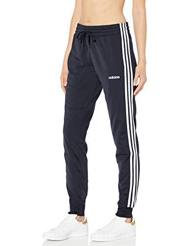 adidas Womens Essentials Tricot Cuffed Pants InkWhite 4X