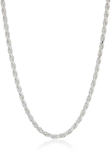 cadenas de plata delgadas fabricante Amazon Essentials
