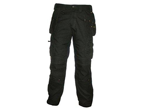 DeWalt Herren Arbeitshosen, Pro Tradesman Work Trouser, 38W x 33L, schwarz