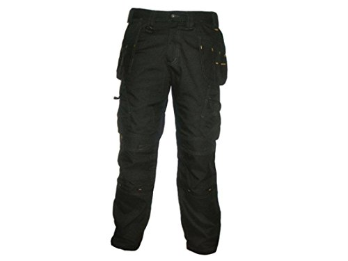 DeWalt Pro Tradesman werkbroek voor heren, 38W / 29L, Zwart, 1