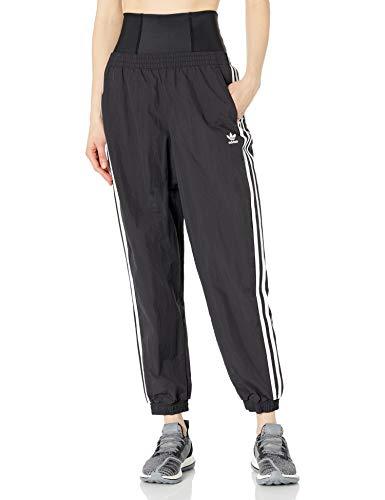 adidas Originals Pantalones de chándal Fsh para mujer - negro - Small