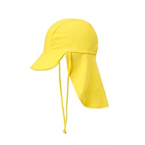 GAOU Kids Baby Legionnaire Stretch Strand Hoed Zwemmen Zonnehoed UV Zonnebescherming Flap Cap Voor Reizen Outdoor