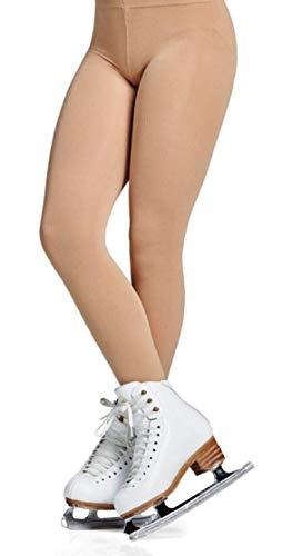 PARADICE WORLD BY SKATER FOR SKATERS Panty met voetjes voor kunstschaatsen (11/14)