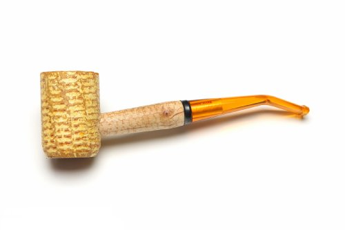 Missouri Meerschaum - Legend Corn Cob Tobacco Pipe - 5th Avenue, Bent...