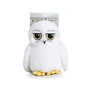 "Famosa Softies Harry Potter - Peluche 9'84""/25cm Hedwig, la Lechuza Blanca de Harry con Blister Calidad Super Soft 21"