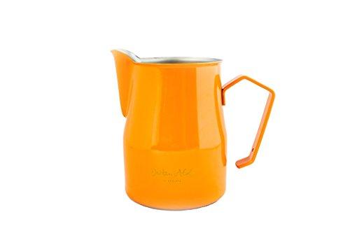 Dritan Alsela profesional jarra de leche naranja 750ml