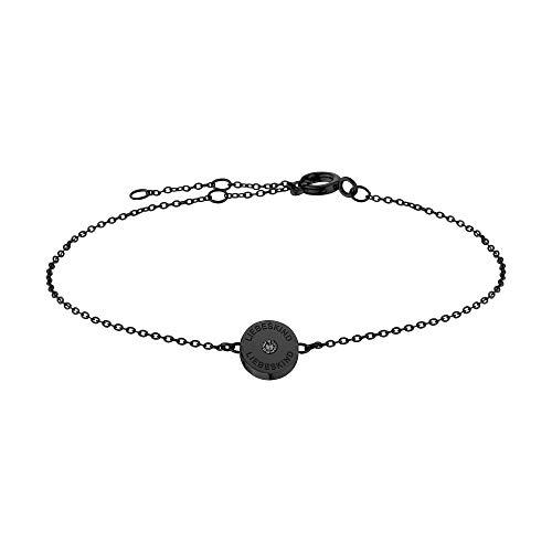 Liebeskind Berlin Armband aus Edelstahl in Schwarz LJ-0553-B-20
