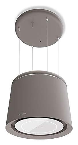 Faber CELINE - Campana extractora (60 cm), color gris: Amazon.es: Grandes electrodomésticos