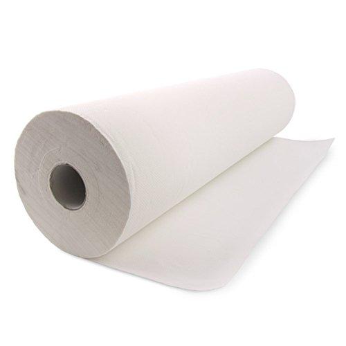 6 Rollos de papel de camilla smartply-eco con precorte a 25cm