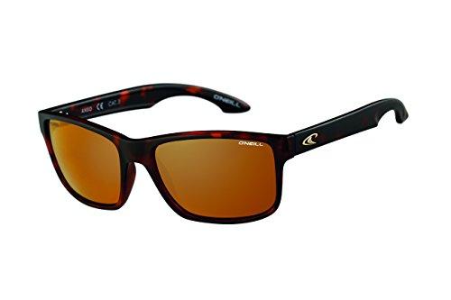 O'Neill ANSO102P zonnebril, voor heren, mat/bronzen spiegel
