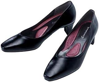 [ニッセン] 靴(シューズ) コンシャスウォーク スマイルコンフォートパンプス(選べるワイズ)