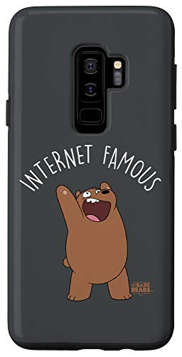 Galaxy S9+ We Bare Bears Internet Famous Case