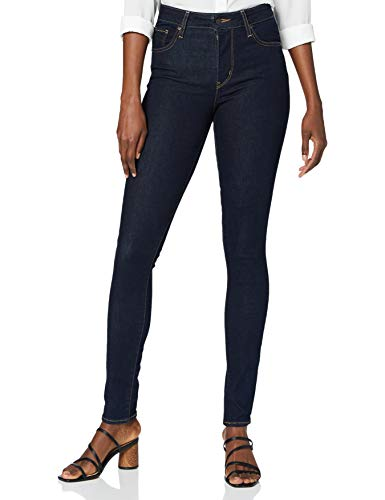 Levi's 721 High Rise Skinny Jeans, Blu, 27W x 28L Donna