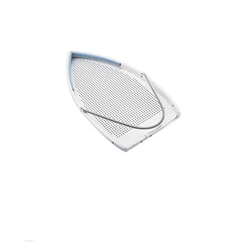 Soletta Teflon Corazzata Professionale in Alluminio per Piastra Ferro da Stiro Antilucido Misura L - Made in Italy