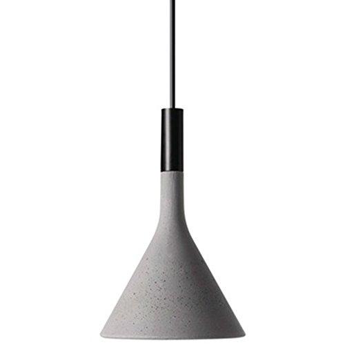 FOSCARINI - Hängeleuchte Foscarini Aplomb LED H 5 m - Grau
