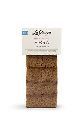 La Granja Bizcocho Integral Fibra con Fructosa, 500 g