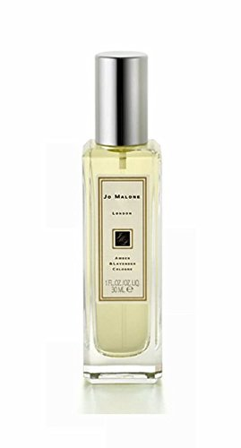 New in Box Jo Malone London Amber & Lavender Cologne Spray 1 oz / 30 ml