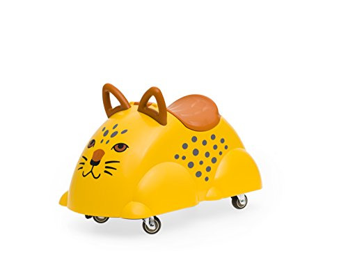 Learn More About Viking Toys 81971 Cute Rider-Leopard, Multi