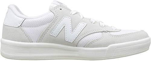 New Balance Damen WRT300 Tennisschuhe, Weiß (White/Sea Salt Ms), 40 EU