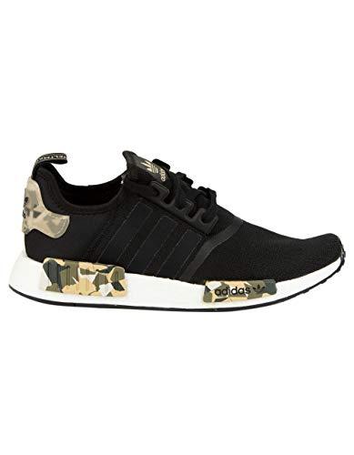 adidas Originals NMD_R1 Shoes, Zapatillas Deportivas. para Hombre, Terra Savana, 43 1/3 EU
