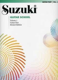 GUITAR SCHOOL 1 - arrangiert für Gitarre [Noten / Sheetmusic] Komponist: SUZUKI SHINICHI