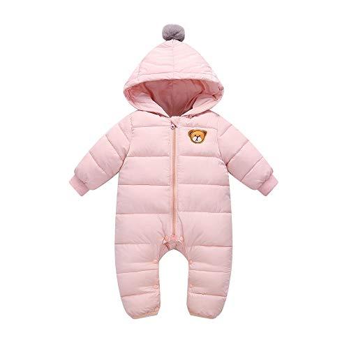 Kids Warm Jas Baby Katoen Hooded Klimmen Romper Man Baby Jongen Baby Open Jumpsuit Haber Aanbieding Warmte