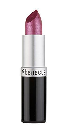 BENECOS rouge à lèvres naturel - rose chaud
